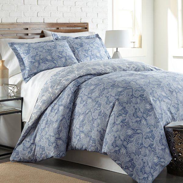Siri 3 Piece Reversible Comforter Set Comforter Sets Bedding