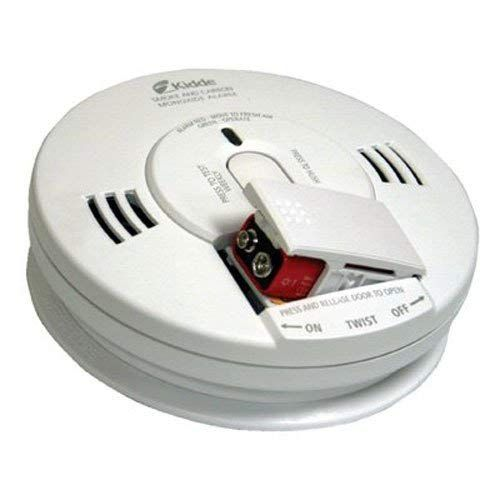Kidde Kn Cope D Battery Operated Photo Electric Combo Smoke And Carbon Monoxide Talking Alarm Review Smoke Alarms Alarm Battery Operated