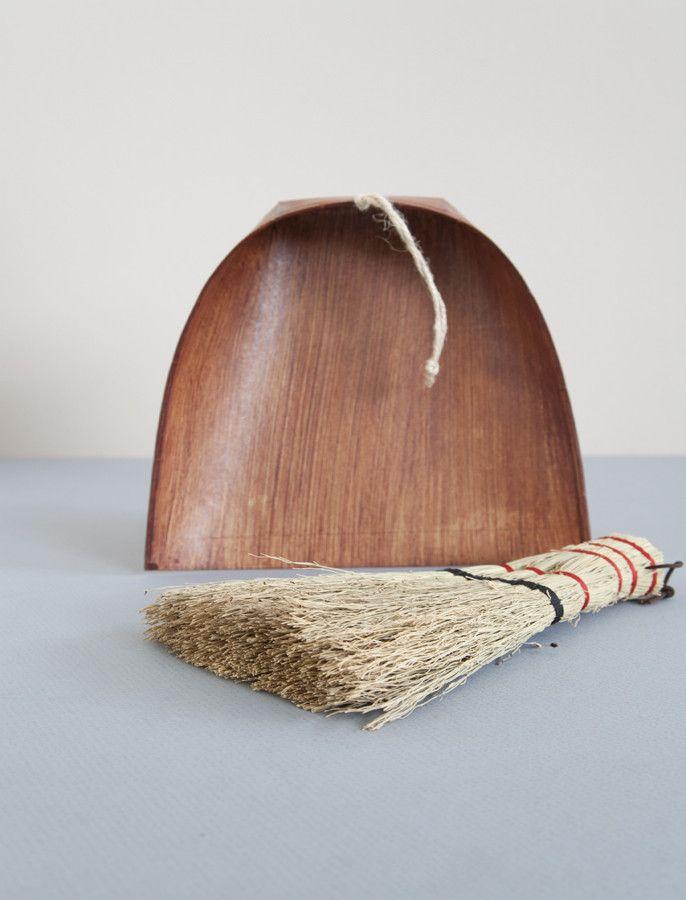 Harimi Dustpan and Hand Broom
