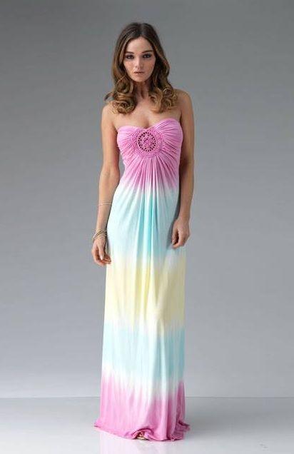 28 best images about tie dye wedding on pinterest for Tie dye wedding dress