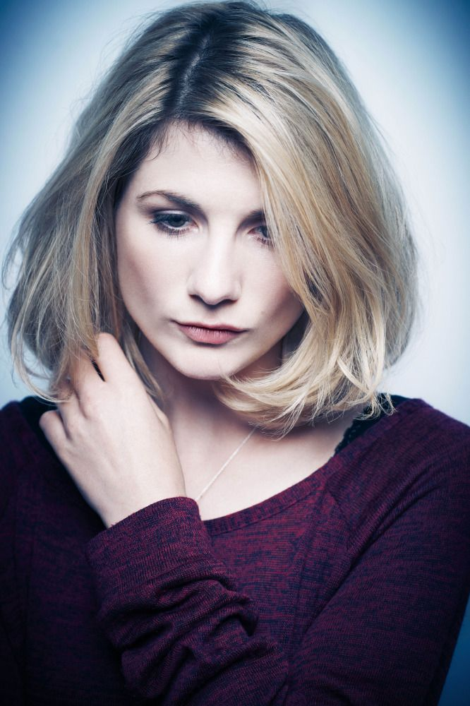 Jodie Whittaker exclusive interview