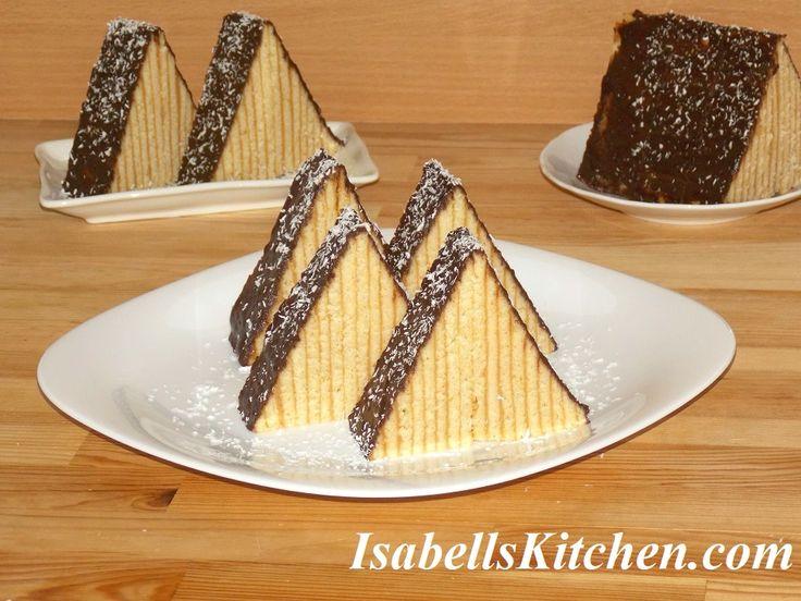 The Carpathians cake recipe