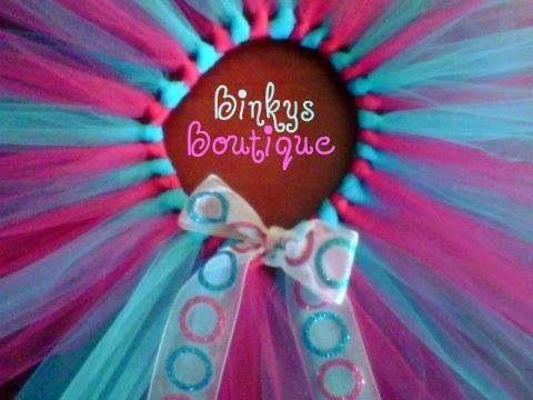 Pink & Blue TuTu