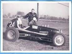 Vintage Sprint Car Racing