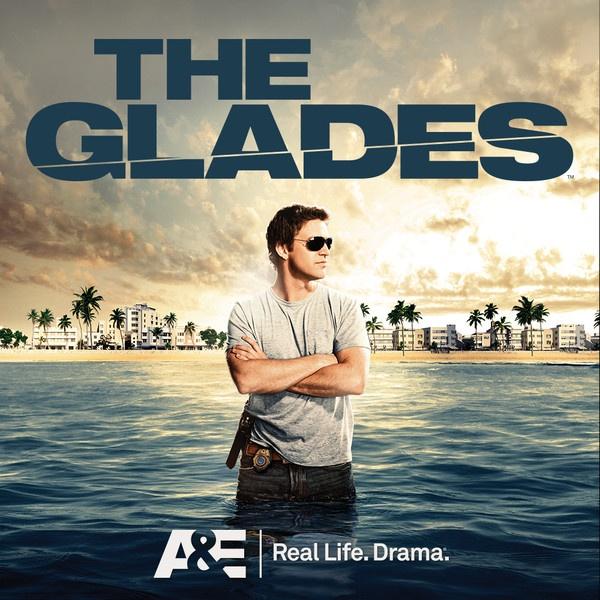 The Glades - Season 3 tv show on A and E.   I really like this show!