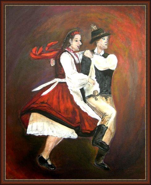 Székely táncosok