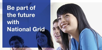 National Grid is a gold sponsor and will be hosting a career lounge for job seekers at BuildingEnergy12