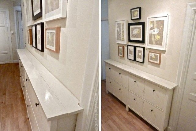 1000 ideas about hall table ikea on pinterest value for Armoire couloir design