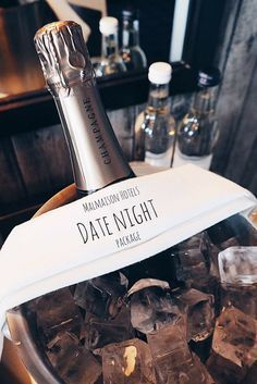 Full review of the Date Night package at Malmaison Hotels in UK. The package includes champagne on arrival, a three-course meal and overnight stay in the boutique hotel plus continental breakfast in the morning - perfect for a romantic break or cosy night in with your best friend or mum.  UK hotels | UK travel | Newcastle | England | Luxury hotels | Champagne | Romantic hotels | Date night ideas