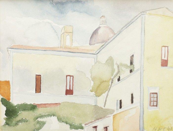 Henri H. Catargi, Oraș mediteraneean