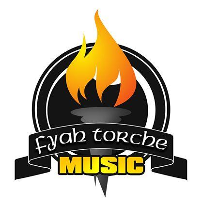 Fyah Torche Music Logo
