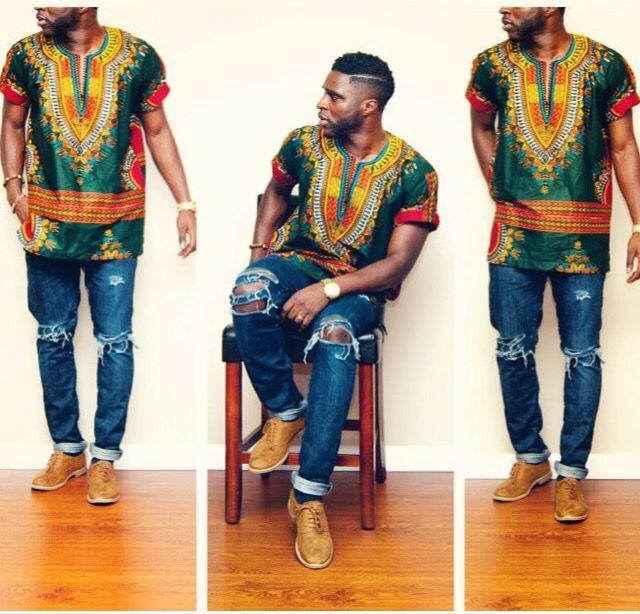 Dashiki Flow ~Latest African Fashion, African women dresses, African Prints…