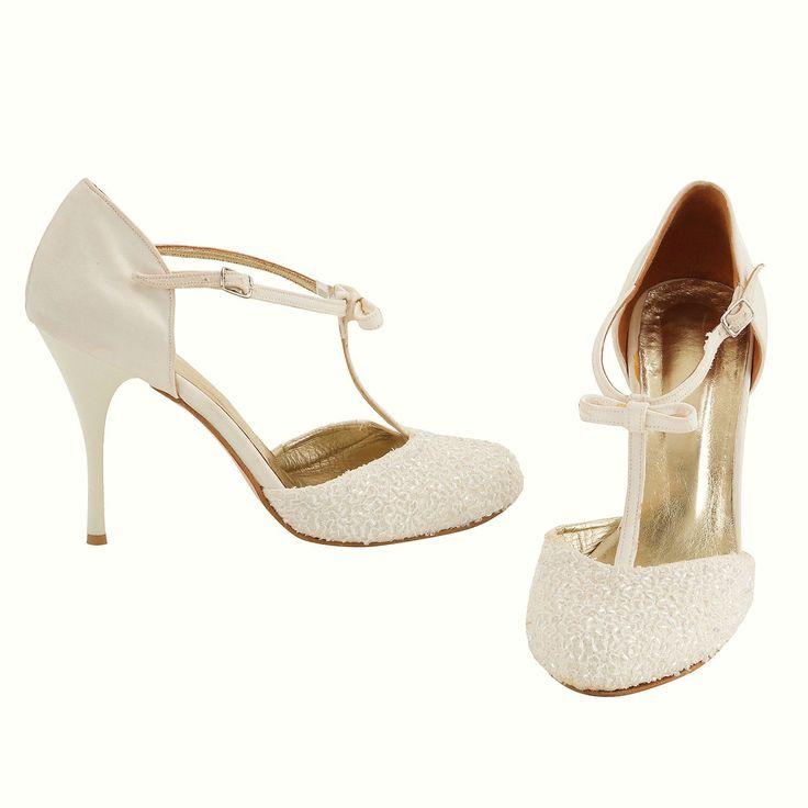 27 Νυφικά παπούτσια για να νιώσεις βασίλισσα!   ediva.gr