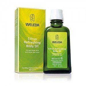 Weleda Citrus Refreshing Body Oil (100 ml)