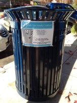 Trash Can Beauty Contest Happening Now in Carlsbad Village - Carlsbad, CA Patch