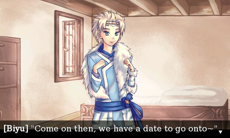 Days of Devine (otome game)