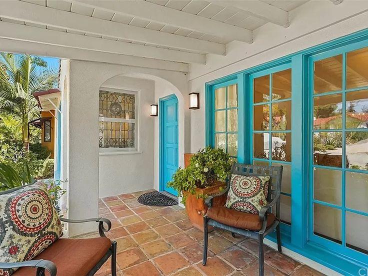 292 S Vinedo Ave Pasadena Ca 91107 Mls Pf19198704 In 2020 With Images Spanish House Pasadena Garage Single Door