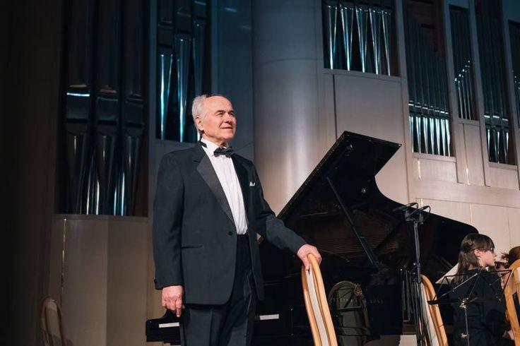 Концерт в Пермской филармонии. 2015