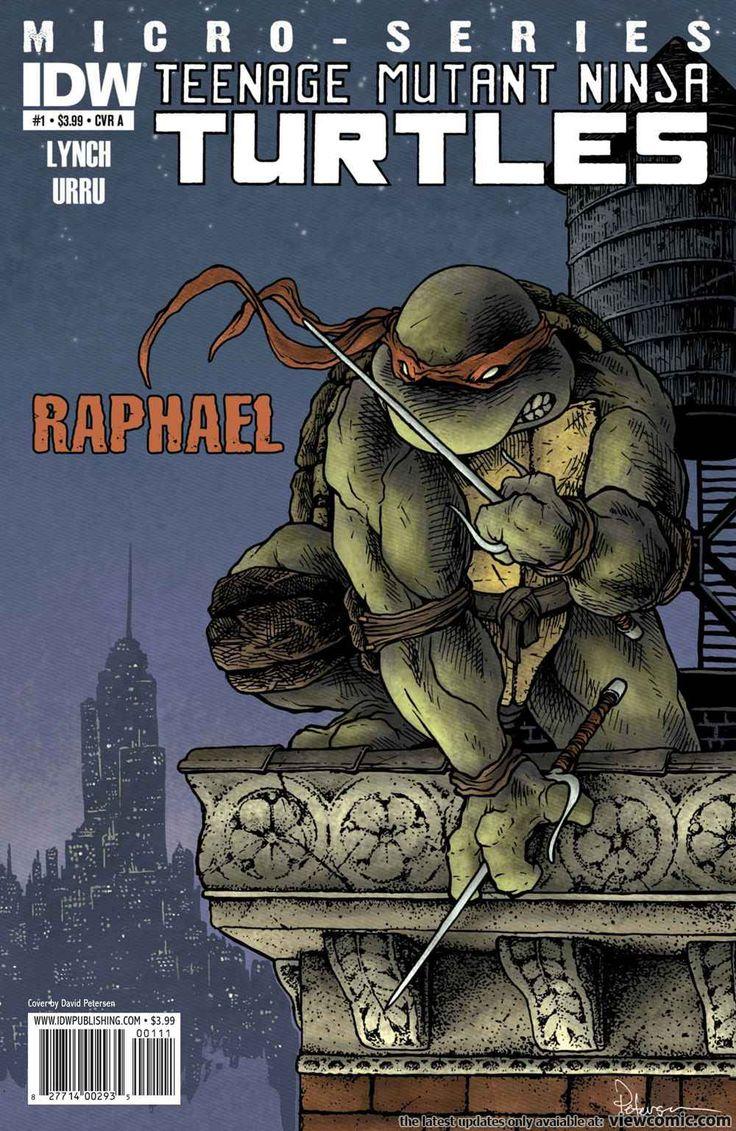Teenage Mutant Ninja Turtles Villains Micro-Series: 001 Krang | View Comic