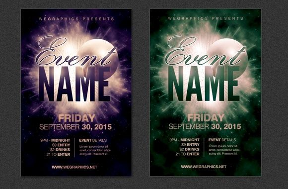 Event Flyer Templates Free Download Event Flyer Templates Event Flyer Flyer Template Free