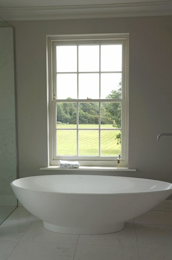 Sash windows from Wood Window Alliance member, Mumford & Wood's Conservation™ range.