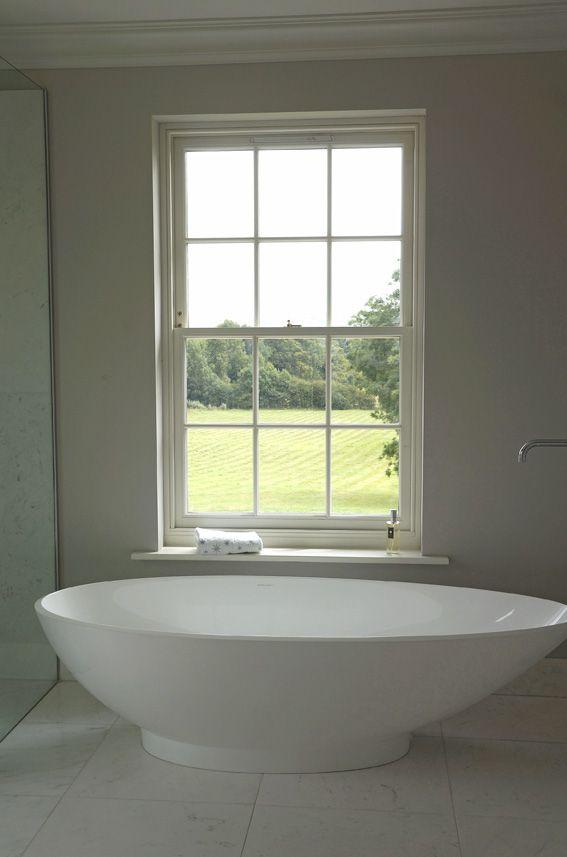 Sash windows from Mumford & Wood's Conservation™ range.