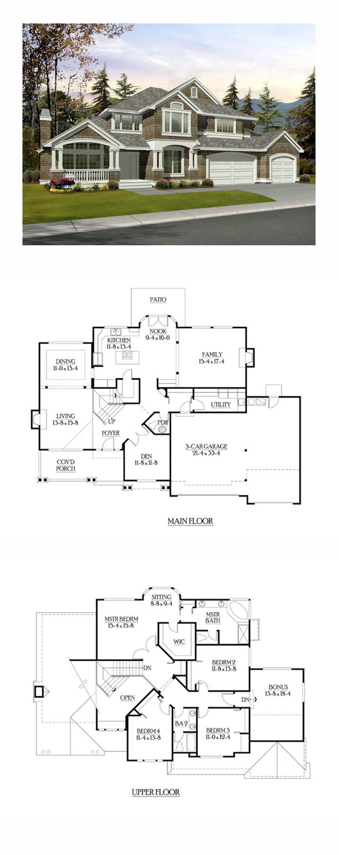 50 best Plantation House Plans images on