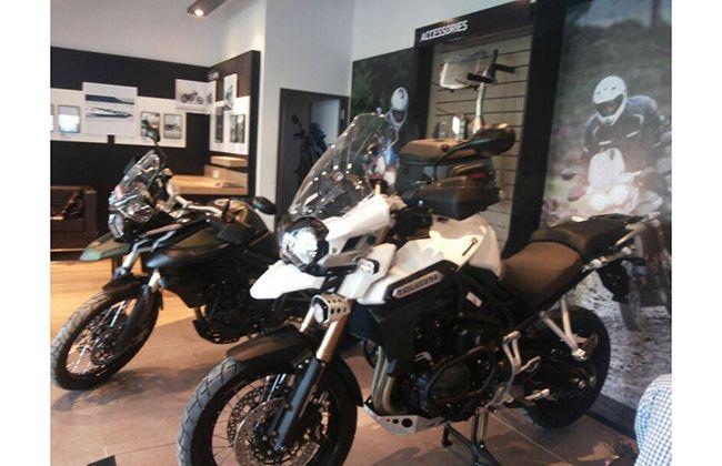 Triumph Motorcycle India opens Dealership in Mumbai; Bikes, Prices