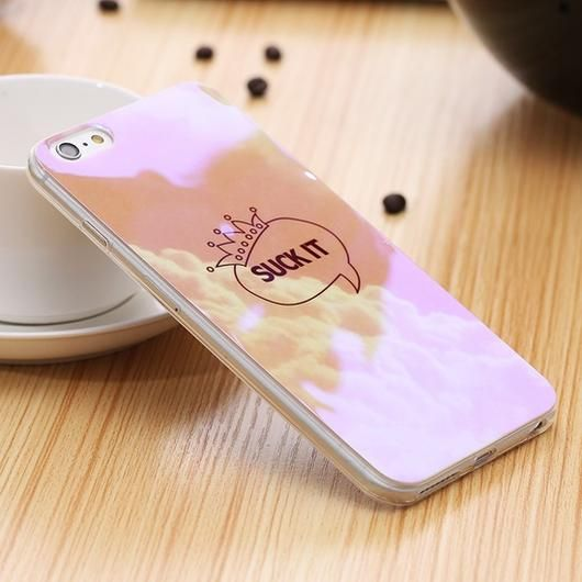 Modern Transparent Phone Cover Function: Shock-Proof + Scratch-Resistant + Anti-Skid + Dirt-Resistant Design: Exotic,Patterned,Abstract, Transparent