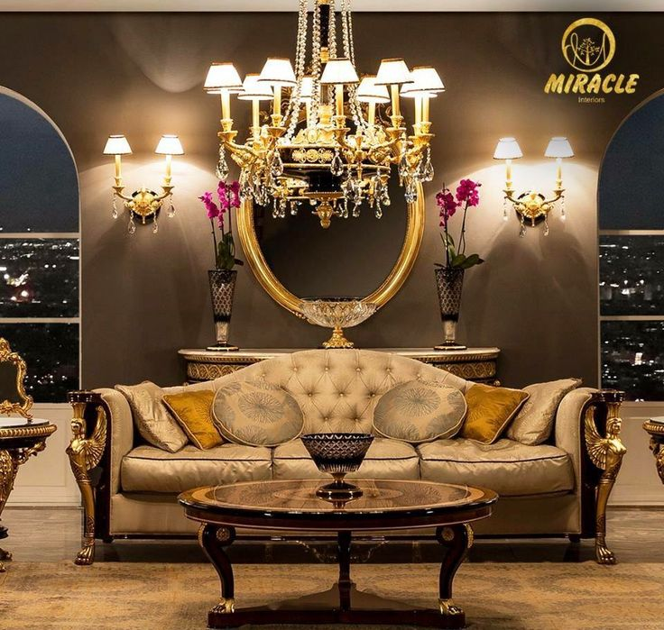 Luxury Living Room From Our Singular Pieces Collection By Mariner Luxury  Furniture U0026 Lighting.