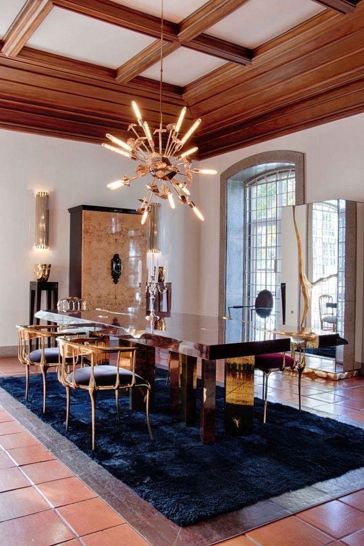 The Charming Luxury Suite Boca do Lobo at Covet House Douro ➤ #covetedfashion  #luxurymagazine #luxuryliving #luxurylifestyle #interiordesign #homedecor ➤ www.covetedition.com ➤ @covetedmagazine @bocadolobo @delightfulll @brabbu @essentialhomeeu @circudesign @mvalentinabath @luxxu @covethouse_ @rug_society @pullcast_jewelryhardware @bybrabbucontract