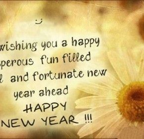 Happy New Year Quotes and Pictures