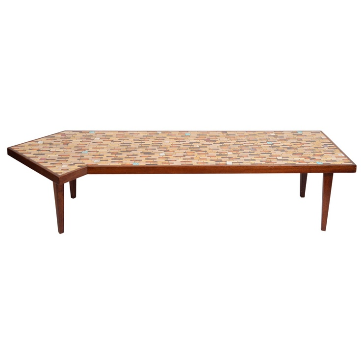 25 Best Images About Tile Top Coffee Table On Pinterest