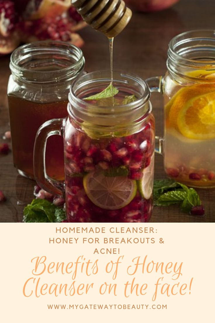 3 Homemade Honey Cleansers to Treat Breakouts & Acne