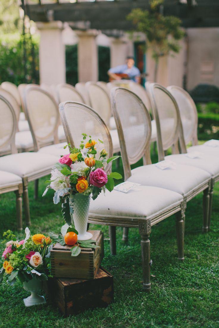 Colorful Citrus Inspired Southern California Wedding. Rustic WeddingsBohemian  WeddingsOutdoor ...