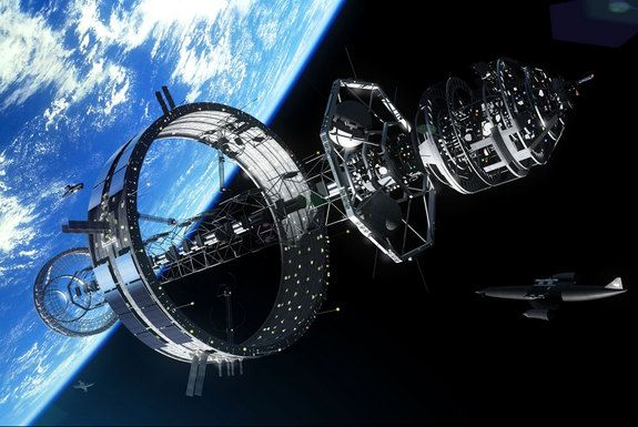 Icarus ConstructCredit: Adrian MannFuture starships may be constructed in Earth orbit using a ring-type construction facility, which could have hotel rooms where guests could observe the construction.Black Hole, Nasa Fund, Tech Ideas, Spaces Science, Farout Spaces, Spaces Travel, Spaces Tech, Icarus Construction, Spaces Stations