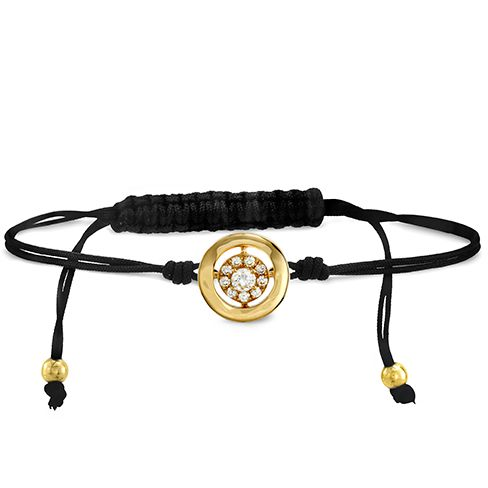 The Copley Inspiration Cord Bracelet symbolizes strength and confidence.