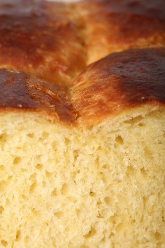 No knead brioche recipe