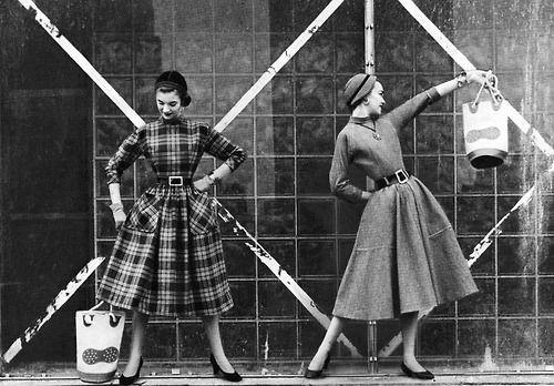 Seventeen magazine, 1953.1950S Style, Vintage Fashion, Vintage Dresses, 1950S Dresses, Magazines July, Day Dresses, Seventeen Magazines, July 1953, Vintage Style