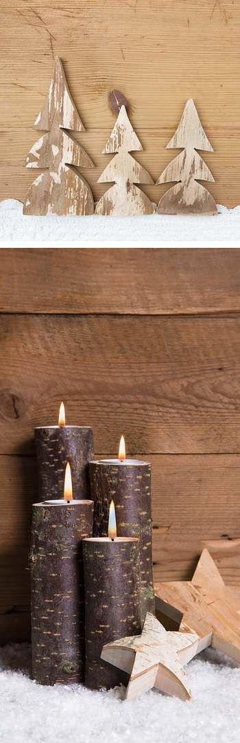"""Weihnachtsdeko Aus Holz Buch ~ zu """"Weihnachtsdeko Aus Holz auf Pinterest  Basteln Mit Holz, Holz"""