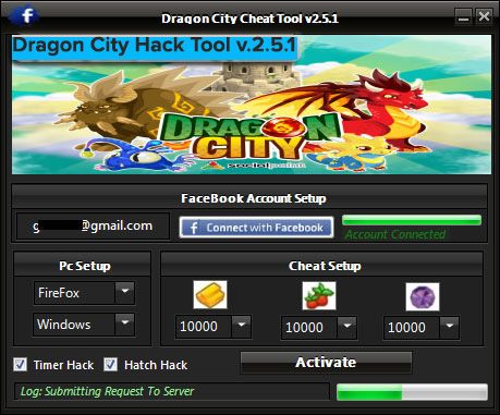 Dragon free download tokens cheat food eggs city and gold