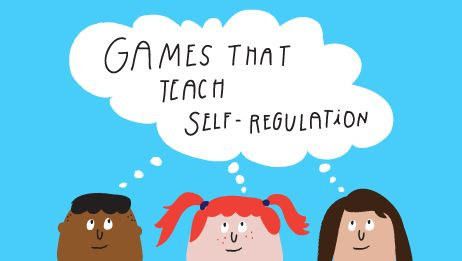 Games That Teach Self-Regulation . Activities for Kids: Adventures In Learning . PBS Parents | PBS