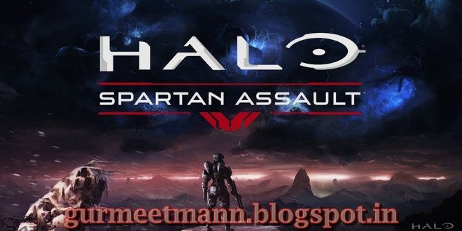 Halo Spartan Assault | Download Full Version Free PC Game