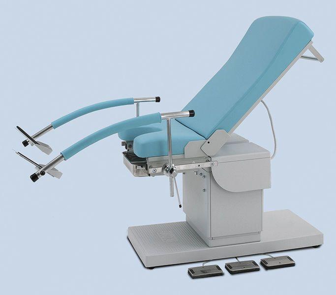 Fauteuil gynécologique, équipement dispositif médical