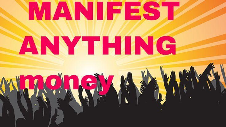 Manifest Money now ➤ Power