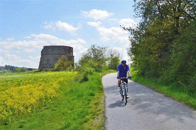 Torzo jednoho znejvětších větrných mlýnů vEvropě