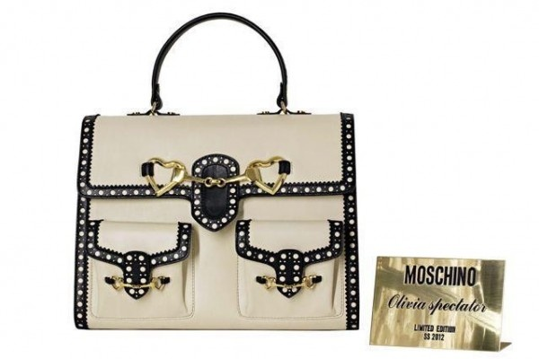 Are you kidding me?!?!? I find the bag I want, then learn there were only 150 made. Moschino, Olivia Spectator, heartbroken.