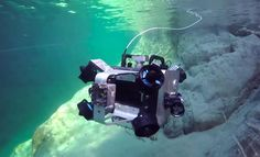 Today in Robot News: Video Friday! Robotic Submersible Hair-Cutting Drone and What Is a Robot?