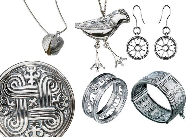 Kalevala Koru. Finnish jewelry. Gorgeous.