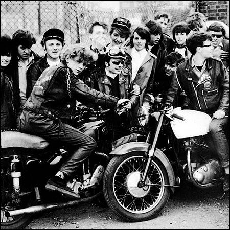 Teenage Rebels at the Ace Cafe: 1955-65